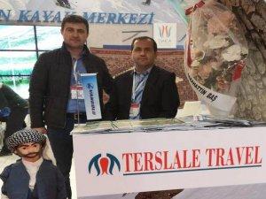 Terslale Travel turizm EMİTT fuarında