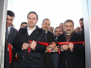 Şemdinli Parti Seçim Bürosu Açıldı