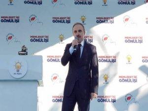 Vali Yardımcısı Cüneyt Epcim Bayburt Valisi oldu...