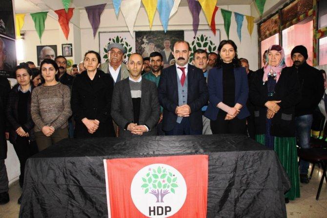 Hakkari HDP'den Zülküf Gezen Açıklaması