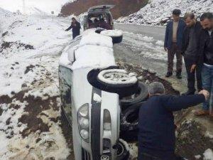 5 kişilik Özkan ailesi ölümden döndü