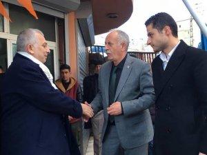 Külünk ve Epcim'den Başkan Keskin'e ziyaret