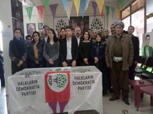 HDP'den mitinge davet...