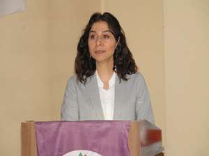 HDP'nin Hakkari adayları projelerini açıkladı