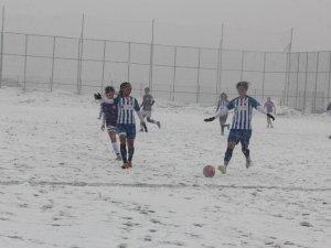 Hakkarigücü Spor: 3 - Kdz. Ereğli Belediye Spor: 0