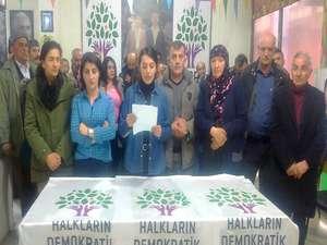 """HDP'den """"Ayten Beçet"""" açıklaması"""
