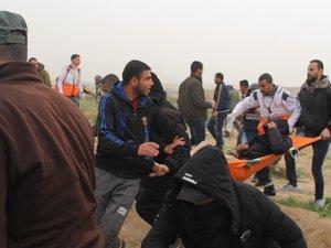 İsrail askerleri 3 kişi Filistinliyi öldürdü
