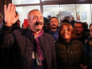 Tunceli'de komünist başkan kazandı
