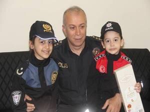 Hakkari'de 10 Nisan polis Haftası etkinlikleri