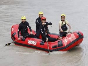 Zap Rafting Takımı, Türkiye şampiyonasına katılıyor