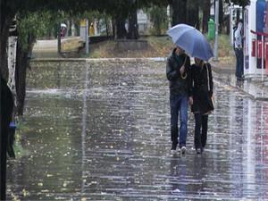Meteoroloji sağanak yağışlara karşı uyardı !