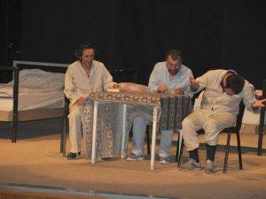 'Mektup' isimli tiyatro oyunu sahnelendi