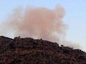 Hakkari'de üs bölgeye silahlı saldırı