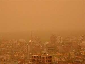 Meteorolojiden yeni toz taşınımına karşı uyarı