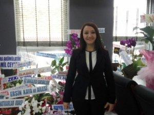 Bağımsız kadın belediye başkanından örnek davranış