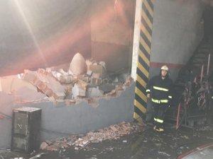 Dinamitler patladı: 2 ölü, 3 yaralı