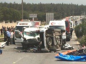 Buca'da feci kaza! 7 ölü