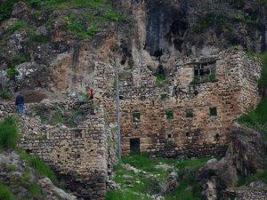 400 yıllık taş evleri restore ediliyor