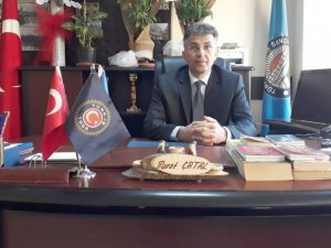 Türk-İş Hakkâri İl Temsilcisinden 1 Mayıs mesajı