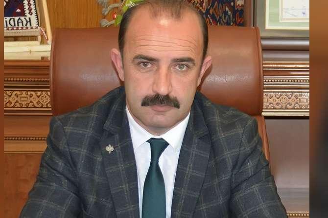 Başkan Karaman tutuklandı