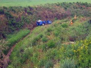 Polis memuru kazada hayatını kaybetti