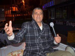 """Türkücü Aydın """" Vatandaşları uşkun festivaline"""" davet etti"""