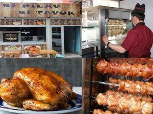 Hakkari'de Bi Pilav Bi Tavuk isimli iş yeri açıldı