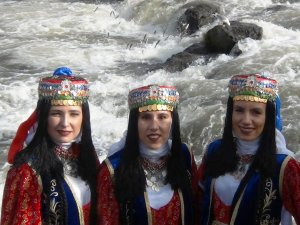 İnci kefal göçü kültür ve sanat festivali başladı