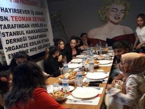 Hakkarilileri buluşturan iftar yemeği