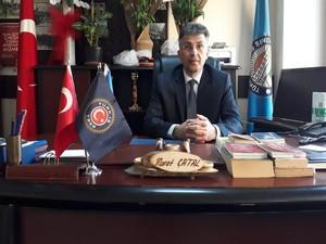 Türk-iş Hakkari Temsilcisi Murat Çatal'dan Bayram Mesajı