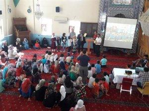Hakkari'de Camiler çocuk sesleriyle şenlendi