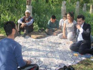 Vali Yardımcısı Duruk'tan Otluca köyüne ziyaret