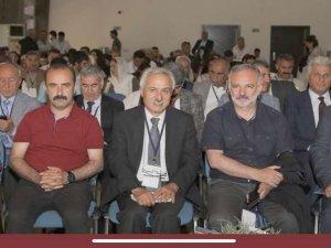 Eşbaşkan karaman, GABB toplantısında Hakkari'yi temsil etti