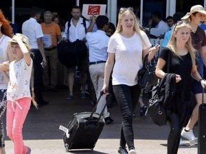 Yabancı ziyaretçi sayısı Mayıs ayında 4 milyonu aştı