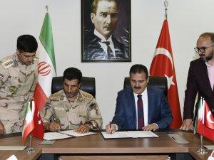Türkiye İran Sınır toplantısı yapıldı