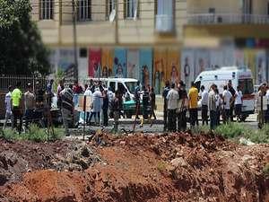 Patlamayla ilgili 16 kişi gözaltına alındı