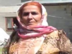 Çukurca Cevizli'de bir kadın öldürüldü...
