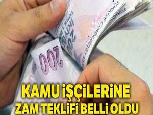 Atalay, ' Hükümet yüzde 5 artı yüzde 4 zam teklif etti