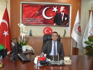 Başsavcısı Mustafa Balık yeni görevine başladı