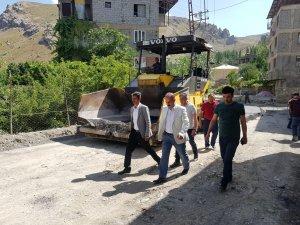 Bağlar Mahallesi'nde PMT çalışmaları başladı
