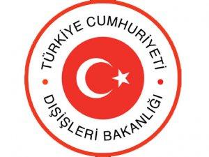 Nijerya'da kaçırılan Türk gemicilere ilişkin açıklama