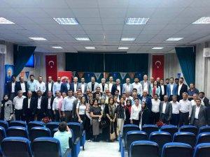 Ak Parti genişletilmiş  il danışma meclisi toplantısı yapıldı