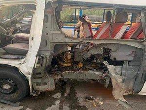 Kerbela kentinde patlama: 1 ölü, 4 yaralı