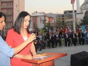 Ankaralı kadınlar Hakkari'de misket oyunu oynadı