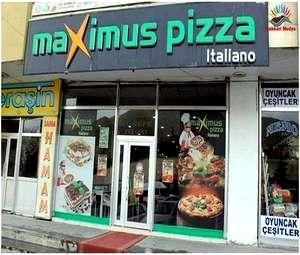 Maximus-Pizza'dan yeni menü müjdesi
