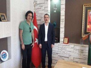 Başsavcı Çınar'a ziyaretçi akını!