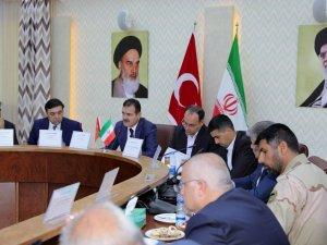 Türkiye- İran 51. Alt güvenlik komite toplantısı yapıldı