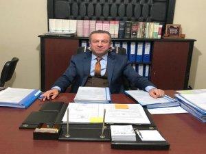 Baro Başkanı Av. Kaya'dan kurban bayramı mesajı