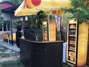Bahçe Cafe Restorant bayram'da açık
