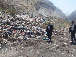 Belediye çevre kirliliğine müdahale etti
